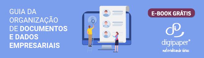 Guia da organização de documentos e dados empresariais